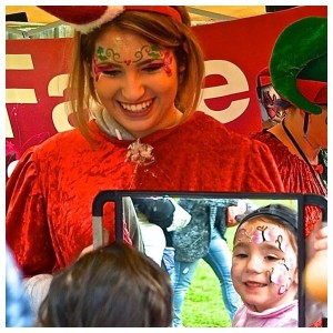 Face Painting Elves