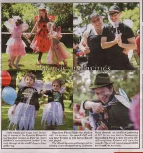 Fairy Day in Kyneton world record