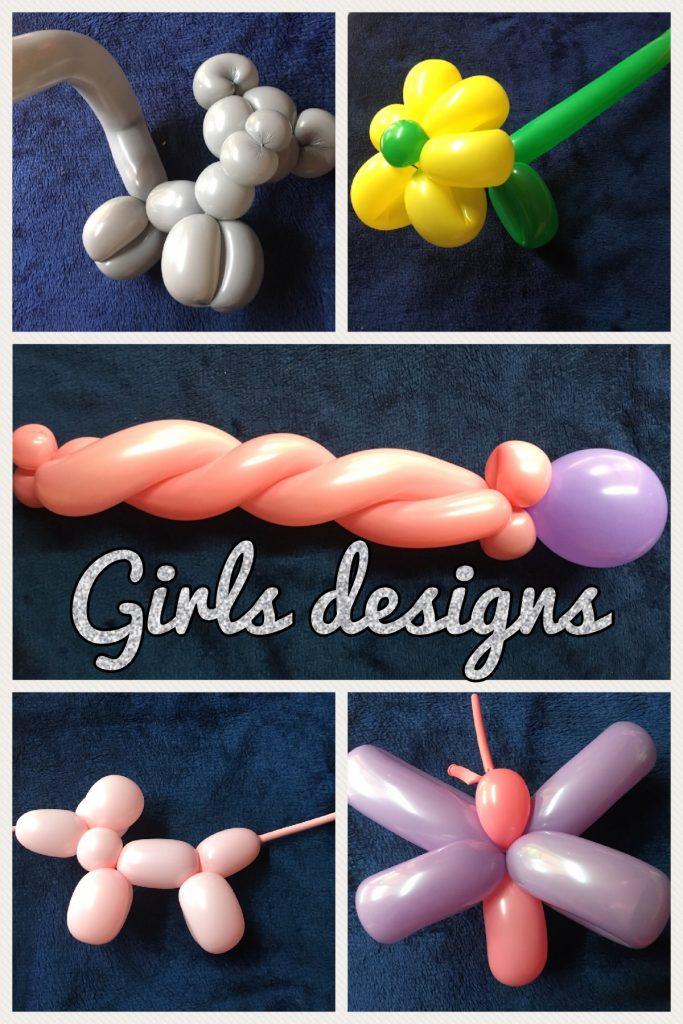 Girls Designs