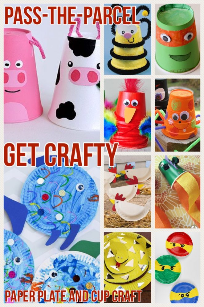 Assorted craft activities