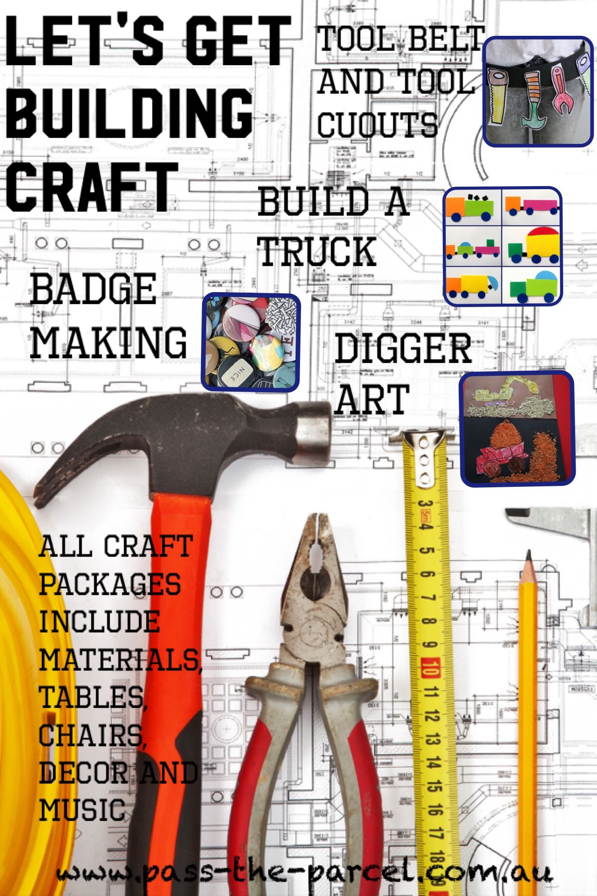 Building craft